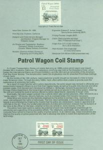 Patrol Wagon (USCPF2258)
