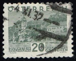 Austria #343 Durnstein; Used (0.25)