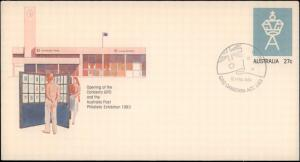 Austria, Postal Stationery, Worldwide First Day Cover