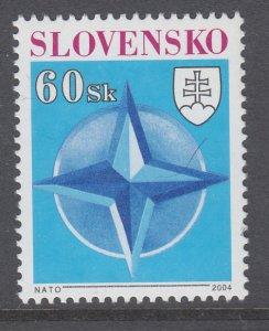 Slovakia 456 MNH VF