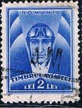 Romania RA21, 2l Head of Aviator, used, VF