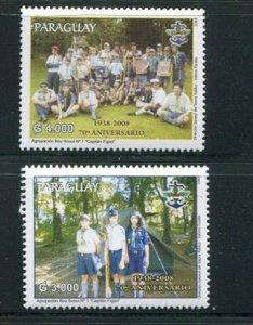 Paraguay #2881-2 MNH
