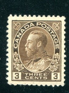 Canada #108     Mint  NH  - Lakeshore P...