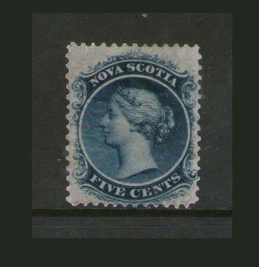 Canada Nova Scotia 1860 QV Sc 10 MNH