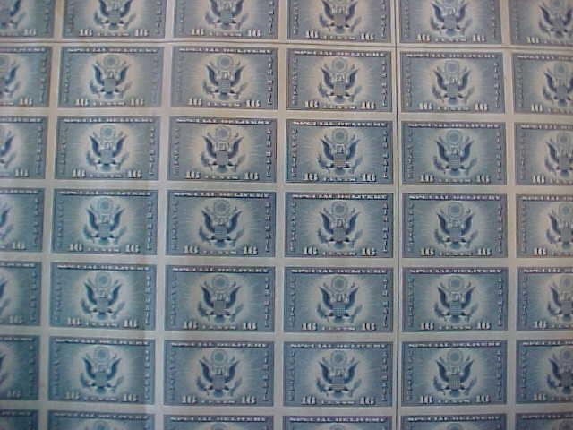USA 771 MNH, NGAI SHEET OF 200