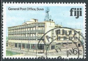 Fiji, Sc #413, 6c Used