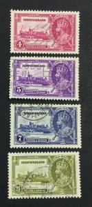 MOMEN: NEWFOUNDLAND # 1935 USED £40 LOT #7003