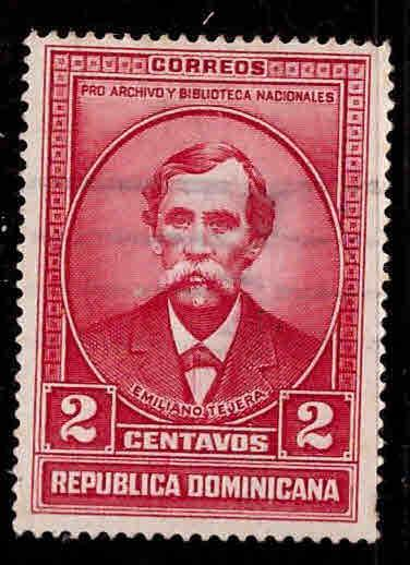 Dominican Republic Scott 312 used stamp