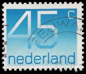 Netherlands #540 1976 Used