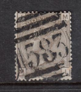 Great Britain #71 Used With 538 Cancel