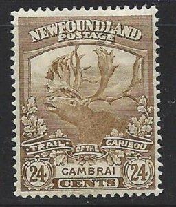 Newfoundland 125 OG Large!! Nice!!