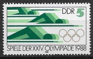 Germany DDR mnh mint
