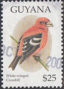 Guyana #2937   Used