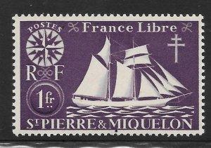Saint Pierre and Miquelon Mint Never Hinged [4153]