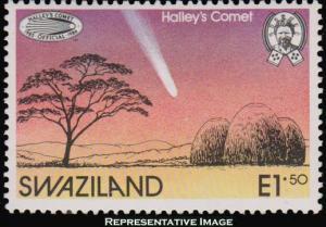 Swaziland Scott 486 Mint never hinged.