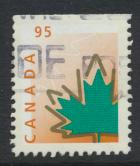 Canada SG 1838 Used  Maple Leaf   see details