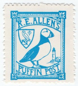 (I.B) Cinderella Collection : Allen's Puffin Post