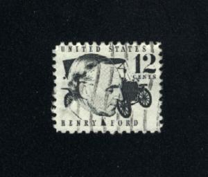 USA #1286A  2  used 1965-78 PD .08