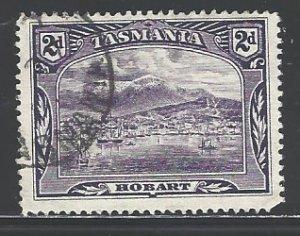 Australia - Tasmania Sc # 88 used wm 78 (RS)