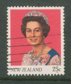 New Zealand SG 1370 FU