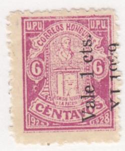 Honduras, Scott # 279, MNG