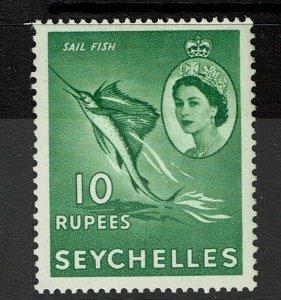 Seychelles SC# 190, Mint Hinged, Hinge Remnant - S11669