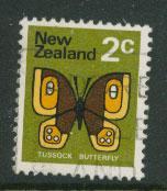 New Zealand  SG 916 FU