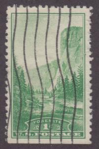 United States 740 National Parks 1934