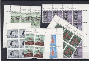 Ceylon Mint Never Hinged Stamps Ref 33624