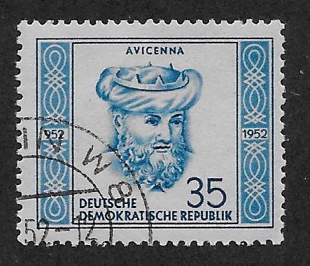 GERMANY - DDR SC# 106 FVF/CTO 1952