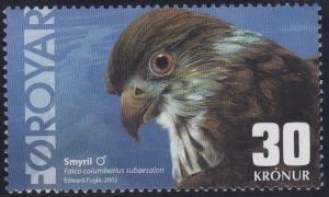 Faroe Islands 423 MNH (2002)