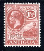 Antigua #47, unused, CV $3.25  ........   0260040