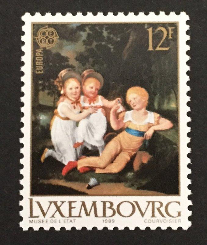 Luxembourg 1989 #803, MNH, Europa