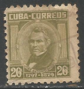 CUBA 526 VFU O680-1