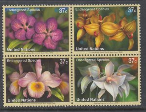 UN New York 879a Orchids MNH VF