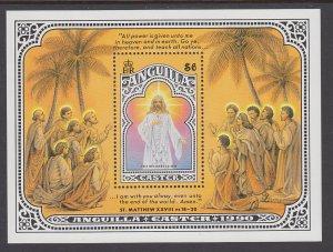 Anguilla 815 Easter Souvenir Sheet MNH VF