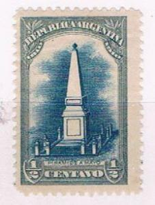 Argentina 160 Unused Pyramid of May 1910 (A0445)