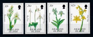 [71989] Falkland Islands 1991 Flora Flowers Blumen Orchids  MNH