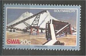 SWA, 1983, MNH 20c Salt Making Scott 485