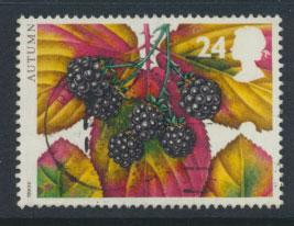 Great Britain SG 1780  Used  - Four Seasons Autumn