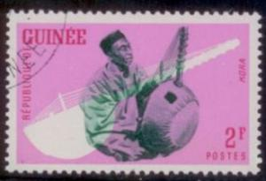 Guinea 1962 SC#240 CTO