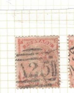 Malta GB Used Abroad SG Z48 Plate 3 Item One VFU (7drv)