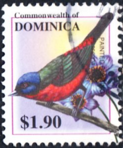 Dominica #2329 Used