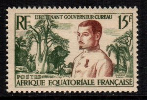 French Equatorial Africa  187   MNH cat $  2.00