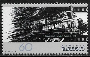 Armenia #529 MNH Stamp - Motion Pictures