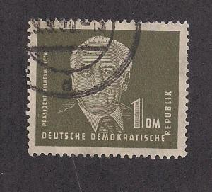 GERMANY - DDR SC# 56 VF U 1950