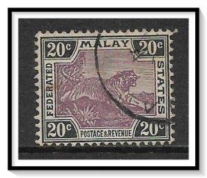 Malaya, Federation #24 Tiger Used