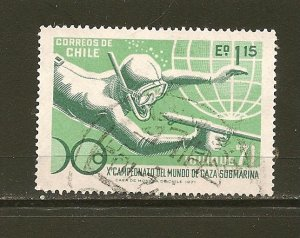 Chile 403 Used