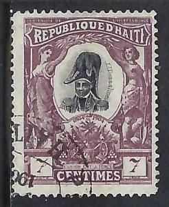 Haiti 85 VFU Z2939-6
