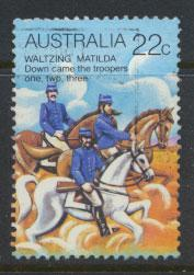 Australia SG 745 - Used